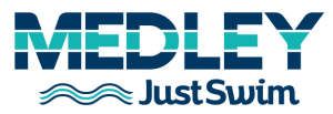 Logo Medley Just Swim